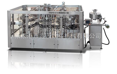 KLR-1818186粒粒橙饮料灌装机
