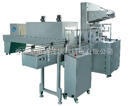 自动膜包机装机
