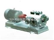 采用同步齿轮驱动燃烧器泵#双螺杆泵