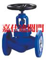 WJ41H零泄漏液氯波纹管截止阀、氯气管道法兰波纹管截止阀