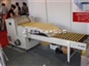 400型-隧道烤炉糕点设备 韧性饼干生产线、小吃休闲机械设备