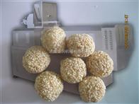TSE膨化休闲大米芝麻面球食品设备