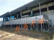 脱水蔬菜场建设工程预算咨询带式干燥机