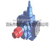 无腐蚀性的高温液体KCG高温齿轮泵-ZYB-960适应性强