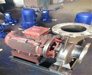 ISW卧式离心泵,卧式单级管道泵,耐腐蚀卧式单级离心泵,不锈钢卧式单级管道离心泵,卧式单级管道泵结构
