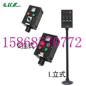 BZC8050-A2D2K1L BZC8050-A4D4L 立式防爆防腐操作箱
