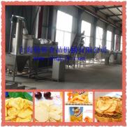复合油炸薯片生产线