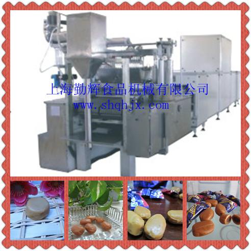 QH-150~600太妃糖浇注生产线