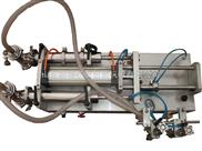 DCNY-500半自动单、双头膏液两用灌装机