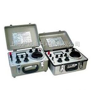 产品特点: 直流电位差计可直接测量直流电势,电压,间接测量电阻,电流