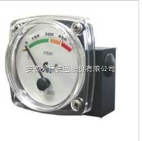 CY-200型活塞式差压指示器