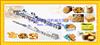 QH250全自动饼干生产线