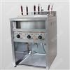 HX-6L厂家直销 商用燃气煮面炉 立式6头麻辣烫机 分煮炉 多功能煮面机